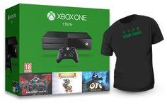 Visita XtraLife.es para comprar Xbox One Consola Holiday Bundle 1TB + 3 Juegos de Xbox One! Entregamos una tienda con todos tus necesidades del mundo de VideoJuegos