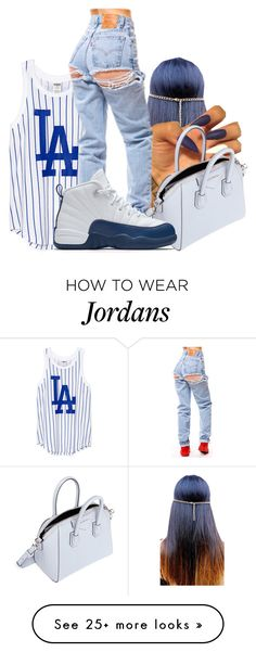 wholesale dealer 6e5f4 4824b Untitled  251 by egavas on Polyvore featuring Givenchy and NIKE Jordan  Outfits, Nike Outfits