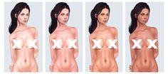 Pixelore Youthful Glow Skin - TS3 Skin