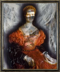The Daily Muse: The Enigmatic Art of Ingrid Dee Magidson Curated by Elusive Muse  http://elusivemu.se/ingrid-dee-magidson/  ©2015, All Rights Reserved, Ingrid Dee Magidson
