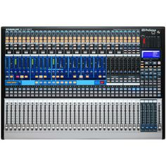 The much awaited PreSonus 32.4.2AI Digital mixer is finally here!! Check it out!!  PreSonus StudioLive 32 | Digital Mixer