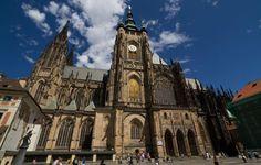 catedral san vito praga