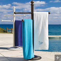 Need something like this for swimsuits and pool towels