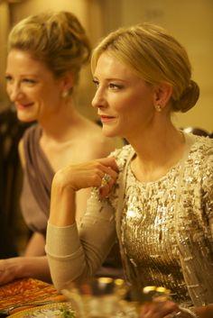 "Best Actress Oscar Winner- Cate Blanchett in ""Blue Jasmine"""
