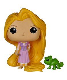 Disney Princess POP! Disney Rapunzel & Pascal Vinyl Figure | zulily