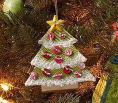 12 Awesome Decoupage Ornaments to Make   eBay