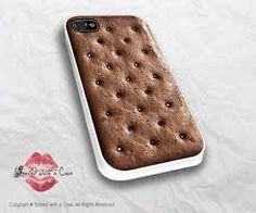 Ice Cream Sandwich - iPhone 4 Case, iPhone Case and iPhone and now iPhone 6 cases! Food Phone Cases, Funny Iphone Cases, Cute Phone Cases, Coque Iphone 4, Iphone 4s, Android, Cool Cases, Iphone Photography, Photography Tips