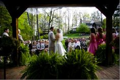 Wedding Celebrations, Heritage Green, home of the Williams-Payne House and the original sandy springs.