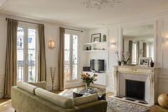 104m² - Paris 9e aménagé et décoré par la décoratrice d'intérieur Vanessa Faivre