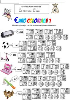 Euro Währung, Second Grade Math, Cycle 3, Teaching Math, Back To School, Budgeting, Homeschool, Blog, Classroom