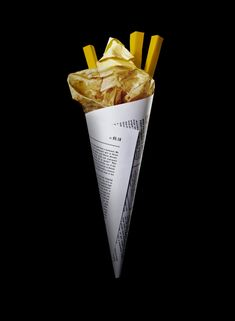 Daniel Carlsten: Paper Food