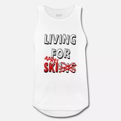 Apres Ski Party, Tank Tops, Graphic Tank, Pullover, Women, Fashion, Men And Women, Gifts, Moda