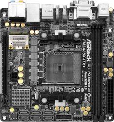 ASRock Mini ITX Motherboard FM2A88X-ITX+