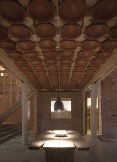 Viabizzuno illumina il padiglione indiano alla 13ma biennale architettura, venezia Viabizzuno progettiamo la luce