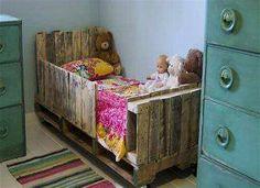 cama niño