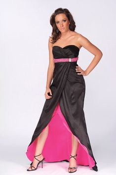 Bridesmaid Dress Trends Dresses Pinterest Black Bridesmaids Flower And S