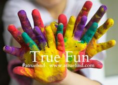 #atruefind is about pure, ethical, green, global, healthy, natural fun :)
