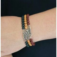 No End In Sight - multi colored bracelets