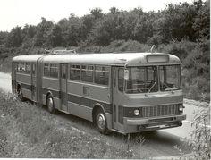 Ikarus bus - Hungary