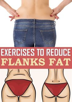 8 Simple Exercises to Reduce Flanks Fat