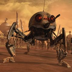 dwarf spider droid - Google Search
