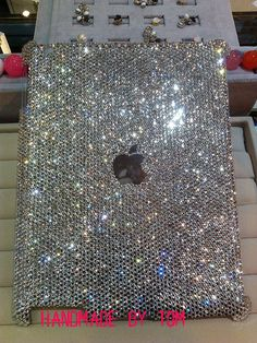Bling ipad case $78.00 - ❤ it, have it!