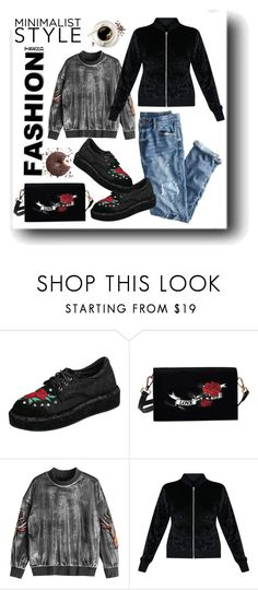 """""""Crushing on Velvet"""" by diamond-mara ❤ liked on Polyvore featuring J.Crew"""