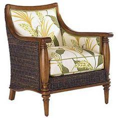 LX-1695-11 Tommy Bahama Island Estate Agave Chair