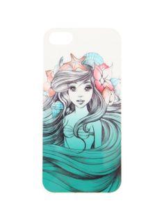Amazon.com: Disney The Little Mermaid iPhone 4/4S Case: Cell Phones & Accessories