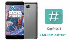 OnePlus 3 'te 6 GB RAM hilesi