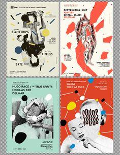 """다음 @Behance 프로젝트 확인: """"Posters"""" https://www.behance.net/gallery/37965407/Posters"""
