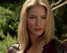 Tabrett Bethell - I have never wanted to be tortured by a Mord Sith till now ;)