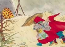 Piggelmee en Tureluur woonden in de duinen in een Keulse pot