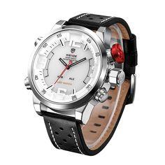 Sport Water Proof Backlit Quartz Watch For Men