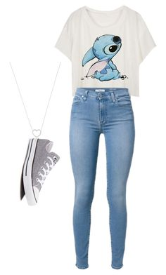 """""""When u were younger"""" by alyshakay on Polyvore featuring Converse and Tiffany & Co."""