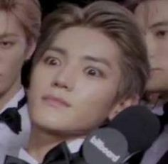 Taeyong of nct Meme Faces, Funny Faces, K Pop, Nct 127, Funny Kpop Memes, Meme Meme, Face Facial, Nct Taeyong, Derp