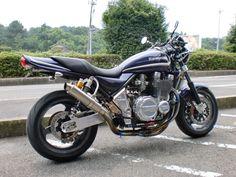 Kawasaki Zephyr 1100 #2 by Shabon Dama