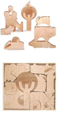 Animal Kingdom Puzzle