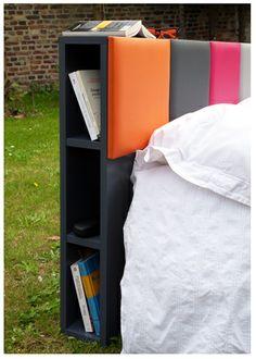 tete de lit rangement fly t te de lit pinterest euro. Black Bedroom Furniture Sets. Home Design Ideas