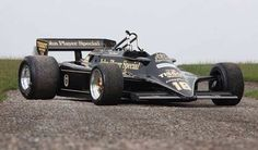 F1 Lotus John Player Special