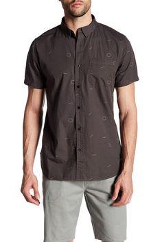 Image of TAVIK Harmon Short Sleeve Regular Fit Shirt