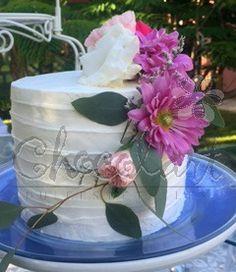 Mini pastel Chocolart para mesa de postres / Chocolart´s mini cake