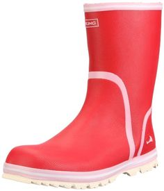 Viking New Splash, Unisex-Kinder Langschaft Gummistiefel, Rot (Red/Pink 1009), 38 EU - http://on-line-kaufen.de/viking/38-eu-viking-new-splash-unisex-kinder-langschaft-2
