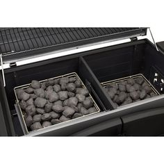 Dyna-Glo Dual Zone Premium Charcoal Grill-DGN576SNC-D - The Home Depot