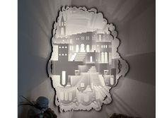 Lampe d'angle Design - 187€ + Livraison Gratuite- Les Esthètes