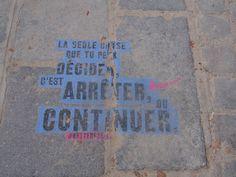Slightly pedestrian (as befits a pavement) but no less true for that. Pedestrian, Pavement, Paris, Writing, Feelings, Love, Montmartre Paris, Paris France, Sidewalk