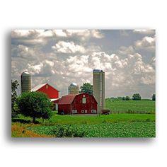 Rural Davis Farm