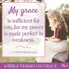 Use these 12 Bible verses on grace to understand the beautiful gift you've been given and take your relationship with God to a deeper level. Faith Verses, Bible Verses Quotes, Bible Scriptures, Faith Quotes, Wisdom Quotes, Christian Faith, Christian Quotes, Christian Women, Thinking Of You Quotes Sympathy