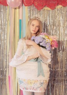 "The Terrier and Lobster: ""Miss World"": Meadham Kirchhoff Spring 2012 in Rookie"