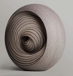 Kamoda Shoji pottery | Abstract contemporary ceramic sculpture created by British artist ...